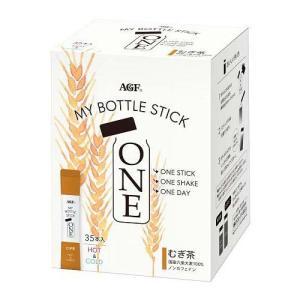 AGF マイボトルスティック ワン むぎ茶 ( 35本入 )
