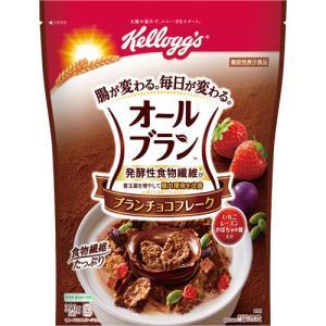 ケロッグ オールブラン ブランチョコフレーク ( 390g )/ オールブラン|soukai