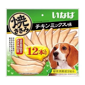 いなば 焼ささみ チキンミックス味 ( 25g*12本入 )