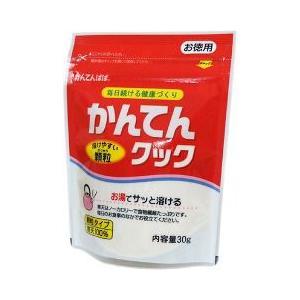 かんてんぱぱ かんてんクック 顆粒 ( 30g )/ かんてんぱぱ