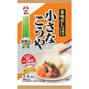 旭松 小さなこうや 旨味だし3袋付 ( 79.5g )