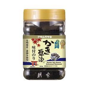 アサムラサキ かき醤油 味付のり ( 8切72枚入 )