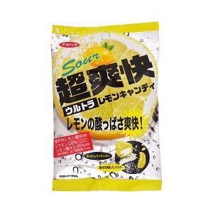 超爽快ウルトラレモンキャンディ ( 70g )