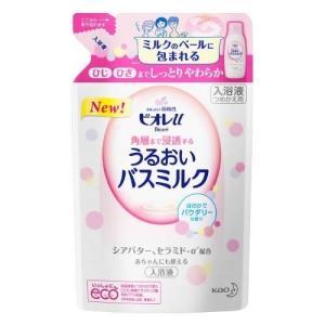 ビオレu角層まで浸透バスミルクパウダリーな香りつめかえ用 ( (480mL) )/ ビオレU(ビオレユー) soukai