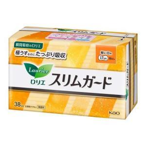 ロリエ スリムガード 軽い日用 ( 38コ入 )/ ロリエ ( 生理用品 ナプキン 花王 )
