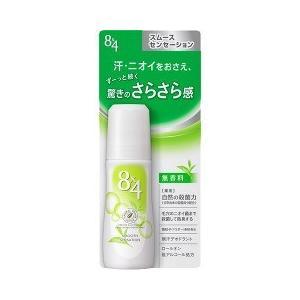エイトフォー ロールオン スムースセンセーション 無香料 ( 35mL )/ 8X4(エイトフォー) ( 花王 )