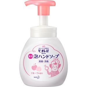 ビオレu 薬用泡ハンドソープ フルーツの香り ポンプ ( 250mL )/ ビオレU(ビオレユー) soukai