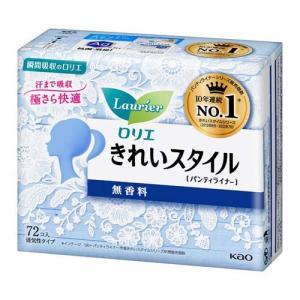 ロリエ きれいスタイル 無香料 ( 72コ入 )/ ロリエ