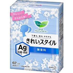 ロリエ きれいスタイル 消臭Agデオドラント ( 62コ入 )/ ロリエ