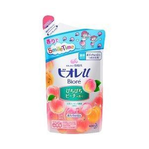 ビオレu ぴちぴちピーチの香り つめかえ用 ( 380mL )/ ビオレU(ビオレユー)|soukai