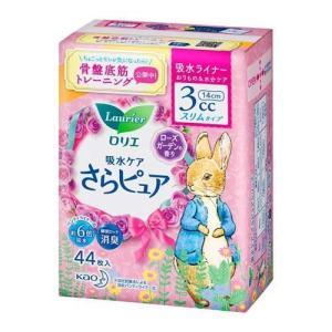 ロリエ さらピュア スリムタイプ 3cc ローズガーデンの香り ( 44枚入 )/ ロリエ|soukai