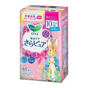 ロリエ さらピュア スリムタイプ 10cc ローズガーデンの香り ( 40枚入 )/ ロリエ|soukai