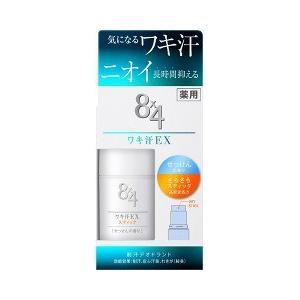 エイトフォー ワキ汗EX スティック せっけんの香り ( 15g )/ 8X4(エイトフォー)