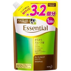 エッセンシャル さらさらスムース髪 シャンプー つめかえ用 ( 1080mL )/ エッセンシャル(Essential)|soukai