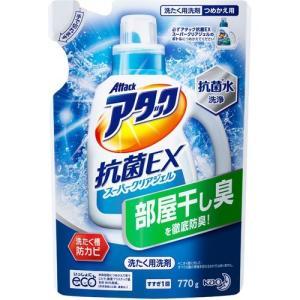 アタック 抗菌EX スーパークリアジェル つめか...の商品画像