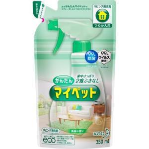 かんたんマイペット つめかえ用 ( 350mL )/ マイペット ( 洗剤 花王 )