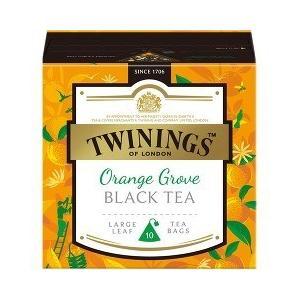 トワイニング オレンジグローブブラックティー ( 10袋入 )/ トワイニング(TWININGS)