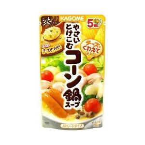 (訳あり)カゴメ やさいとけこむ コーン鍋スープ ( 750g )