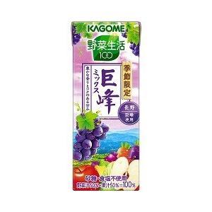 野菜生活100 巨峰ミックス ( 195mL*12本入 )/...