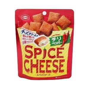亀田製菓 スパイスチーズ チリペッパー ( 30g )