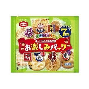 亀田製菓 亀田のおせんべいお楽しみパック ( 178g )