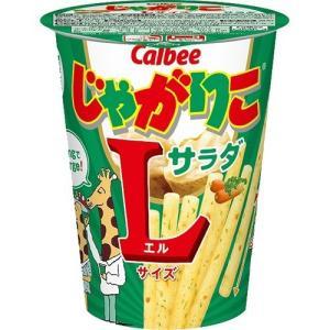 じゃがりこ サラダ Lサイズ ( 72g )/ ...の商品画像