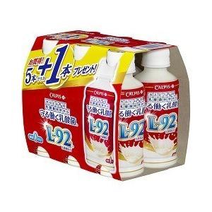 【在庫限り】カルピス 守る働く乳酸菌 おまけ1本付き ( 200mL*5本+1本*4コセット )/ カルピス