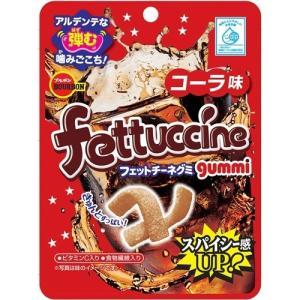 ブルボン フェットチーネグミ コーラ味 ( 50g )|soukai