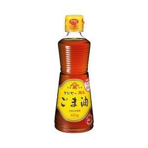 かどや製油 金印 純正ごま油 ( 400g )