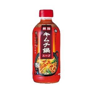 キッコーマン 韓国キムチ鍋スープ ( 500mL )...