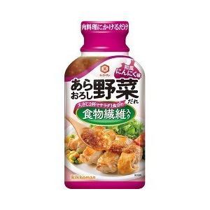 キッコーマン あらおろし野菜だれ 和風にんにく味 ( 210g )