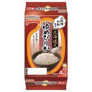 たきたてご飯 北海道産ゆめぴりか ( 150g*4食入 )/...