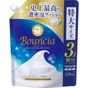 バウンシア ボディソープ 清楚なホワイトソープの香り 詰替用 ( 1240mL )/ バウンシア|soukai