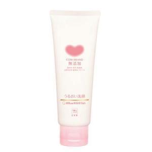 牛乳石鹸 カウブランド 無添加 うるおい洗顔 ( 110g )/ カウブランド