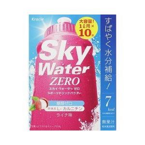 スカイウォーター ゼロ ライチ味 1L用 ( 10袋入 )/...