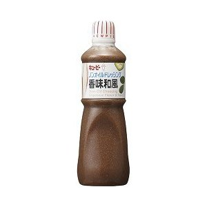 キユーピー ノンオイルドレッシング 香味和風(1000mL)/調味料/ブランド:キユーピー ドレッシ...