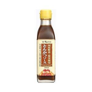 ハグルマ 国産野菜・果実使用 とんかつソース ( 200mL )