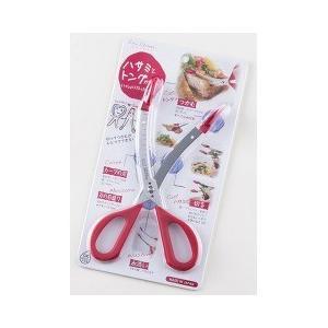 トング付きキッチンハサミ DH2064 ( 1コ入 )|soukai|02