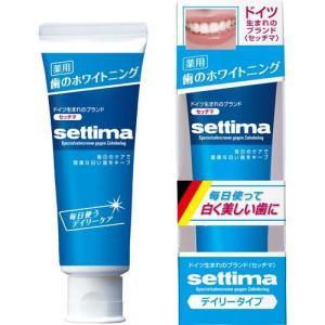 セッチマ ハミガキ デイリータイプ ( 80g )/ セッチマ ( 歯磨き粉 口臭予防 )