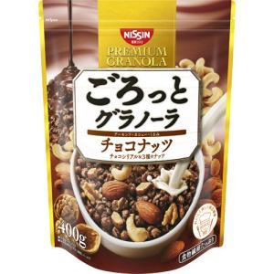 日清シスコ ごろっとグラノーラ チョコナッツ ( 400g )