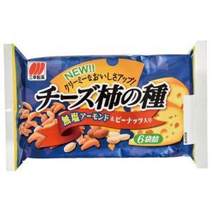 チーズ柿の種 ( 6袋入 )
