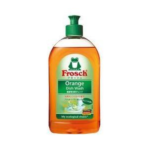 (訳あり)フロッシュ 食器用洗剤 オレンジ ( 500mL )/ フロッシュ(frosch) ( 台所用洗剤 )
