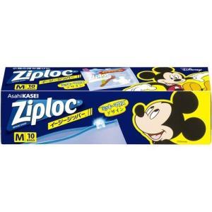 (企画品)ジップロック イージージッパー M ミッキーマウス 2018 ( 10枚入 )/ Ziploc(ジップロック)の写真
