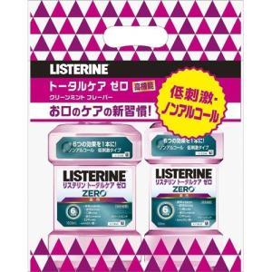 【在庫限り】薬用リステリン トータルケアゼロ 1L+500mL お買い得セット ( 1セット )/ LISTERINE(リステリン)