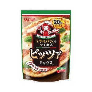 (訳あり)昭和(SHOWA) フライパンでつくれるピッツァミックス ( 200g )/ 昭和(SHOWA) soukai