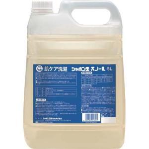 シャボン玉 スノール 液体タイプ ( 5L )/ シャボン玉石けん