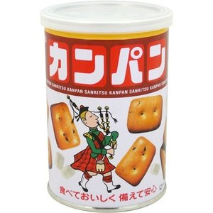 サンリツ 缶入カンパン ( 100g )の関連商品5