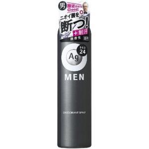 エージーデオ24メン メンズデオドラントスプレーN 無香性 ( 100g )/ エージーデオ24|soukai