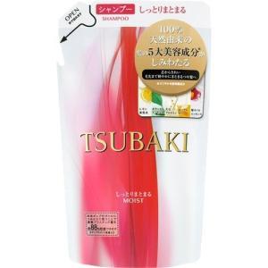 ツバキ(TSUBAKI) しっとりまとまるシャンプー 詰替 ( 330mL )/ ツバキシリーズ|soukai