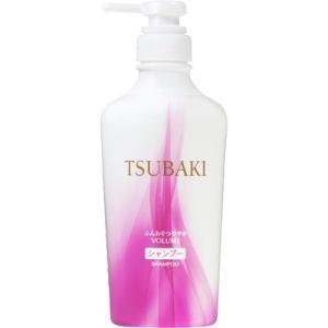 ツバキ(TSUBAKI) ふんわりつややかシャンプー ( 450mL )/ ツバキシリーズ|soukai